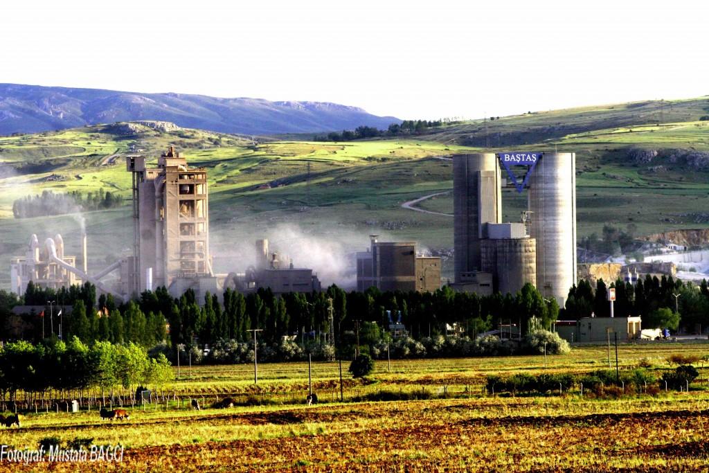 baştaş çimento fabrikası