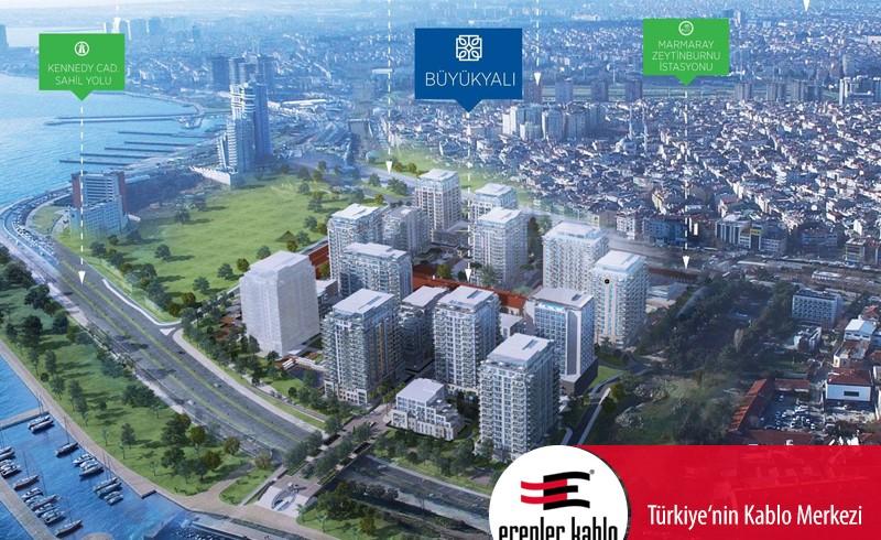 Emaat Büyükyalı Zeytin Burnu Projesi