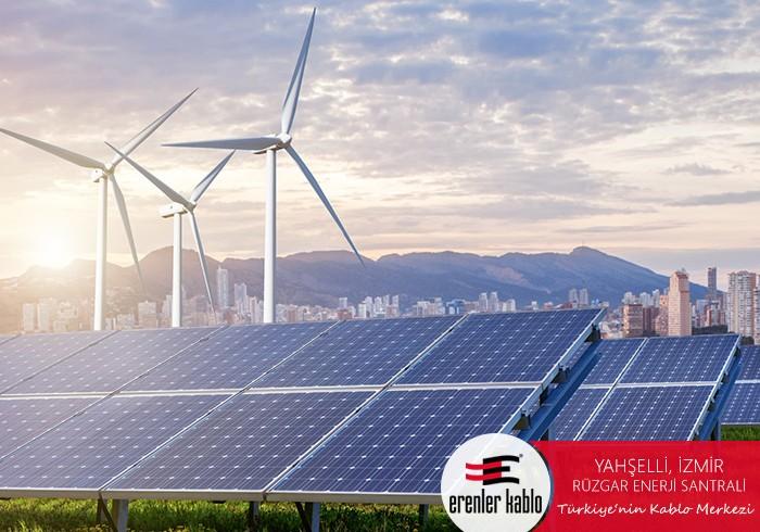 Yahşelli Rüzgar Enerji Santrali